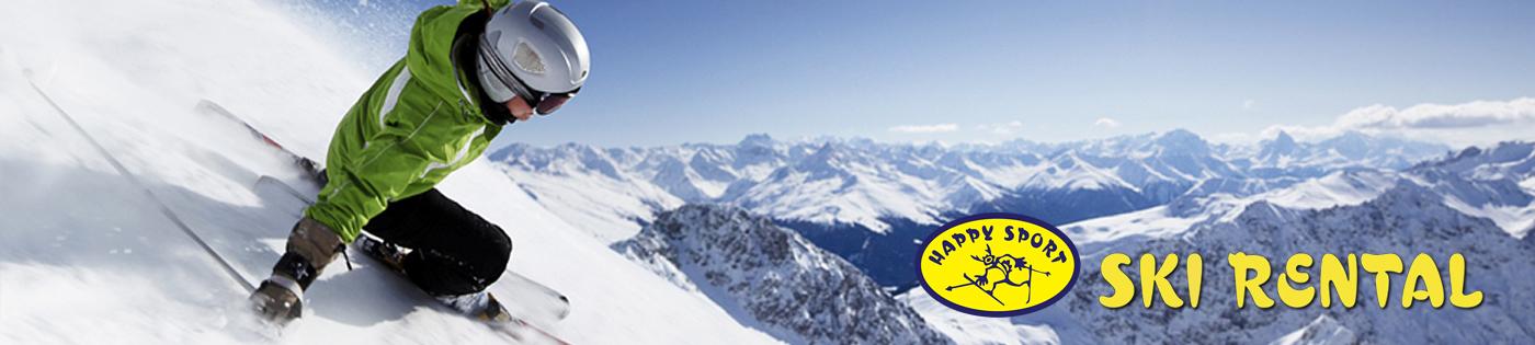 Happy Sport Ski Rental