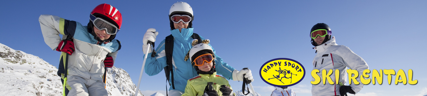 Happy Sport Ski Rental